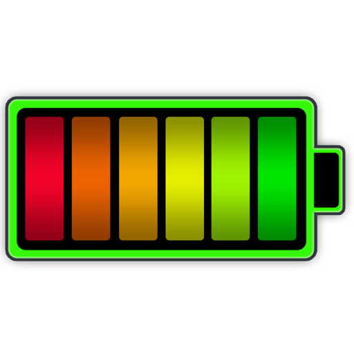 Vector battery bar. Free full icon download