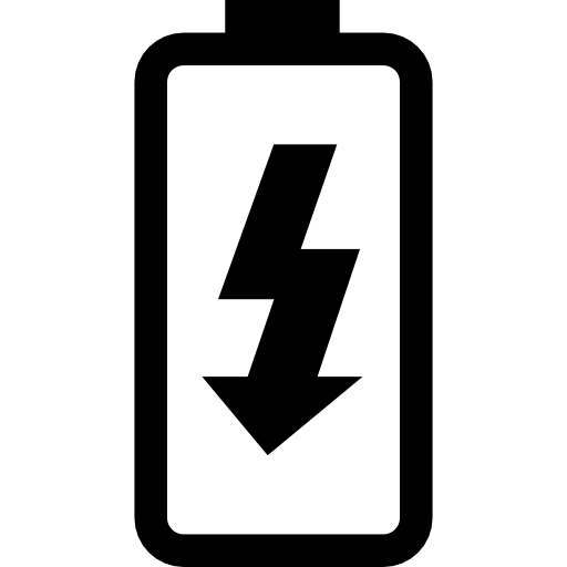 Vector battery level. Charge icons free download