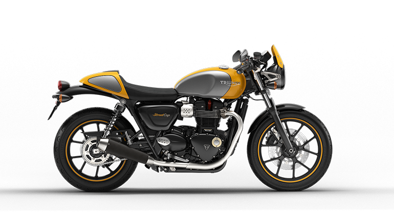 Motor vector ride. Triumph motorcycles for the