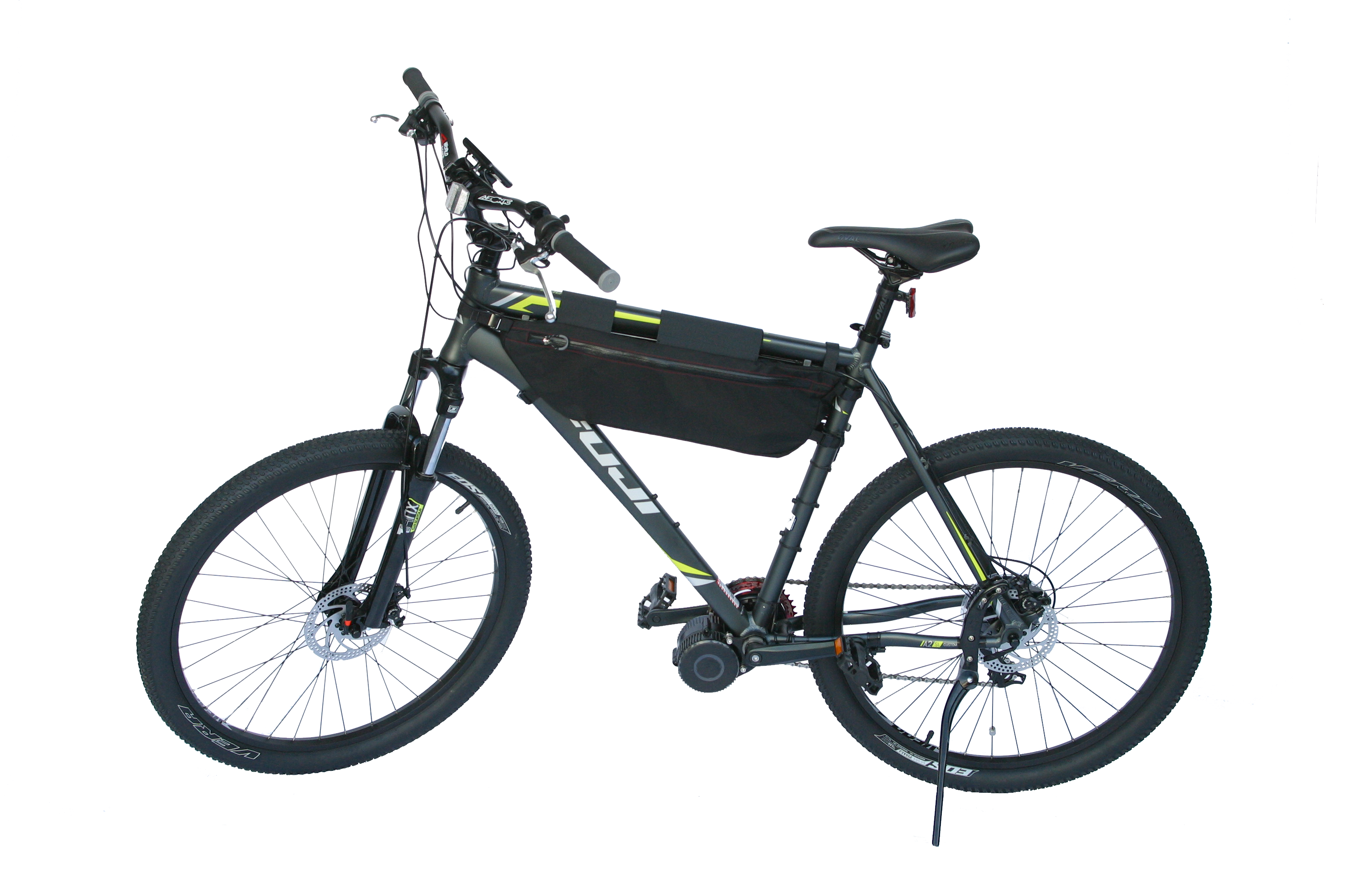 Vector ebike electric bicycle. Volt bicycles fat tire