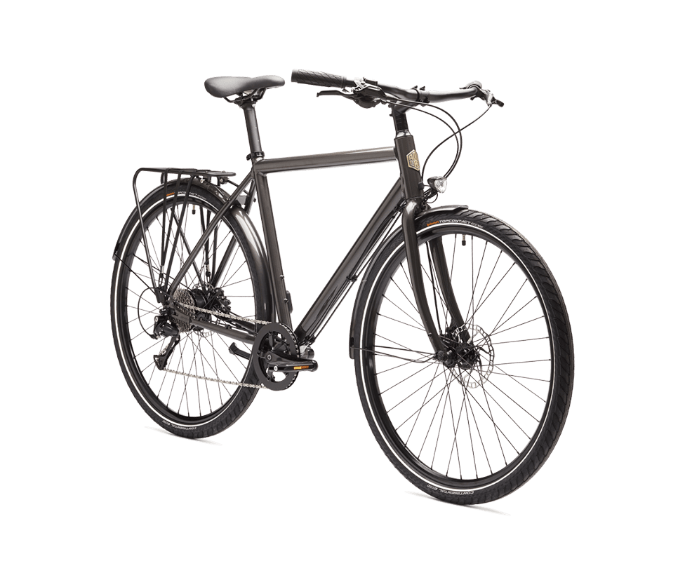 Test drawing bicycle. Light electric bikes for