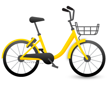 Vector bike share