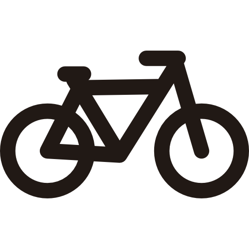 Cycle vector bicycle design. Bike icons free download
