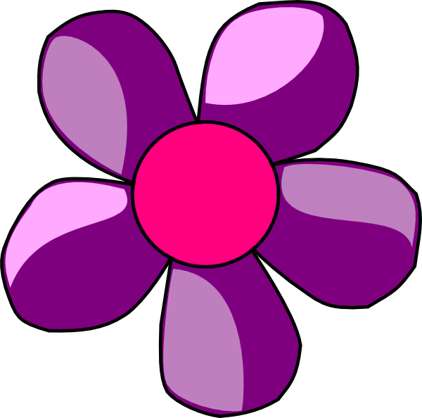 Vector bouquet purple rose. Collection of free folwe