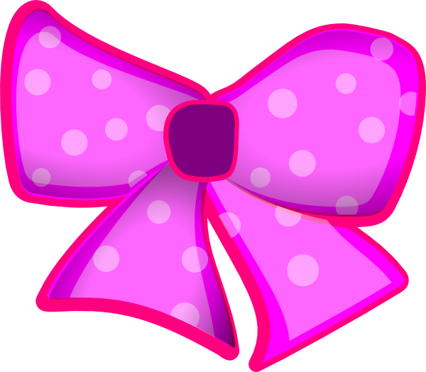 Vector bows girly bow. Download wallpaper cute clipart