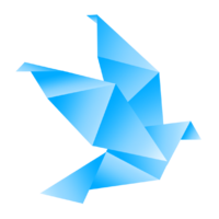 Vector pict simple. Bluetail solid design mac