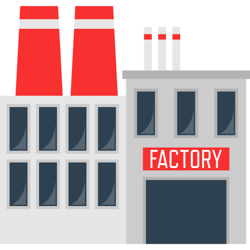 Vector factory cement. Free icon png download