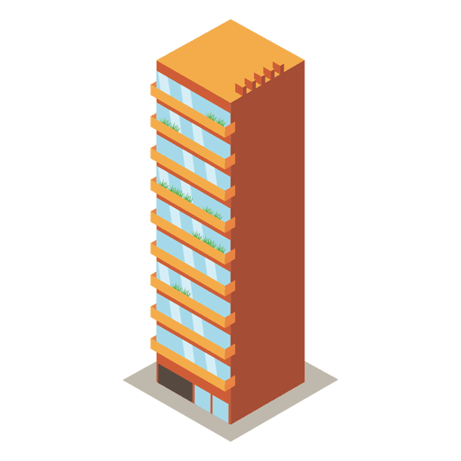 Vector buildings high rise. Tower building transparent png