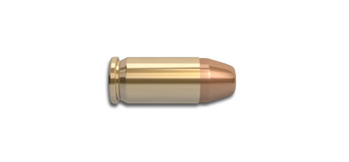 Vector bullet 9mm. Png free icons and