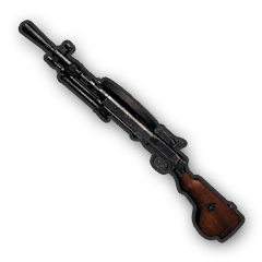 Vector shotgun sawn off. Dp official playerunknown s
