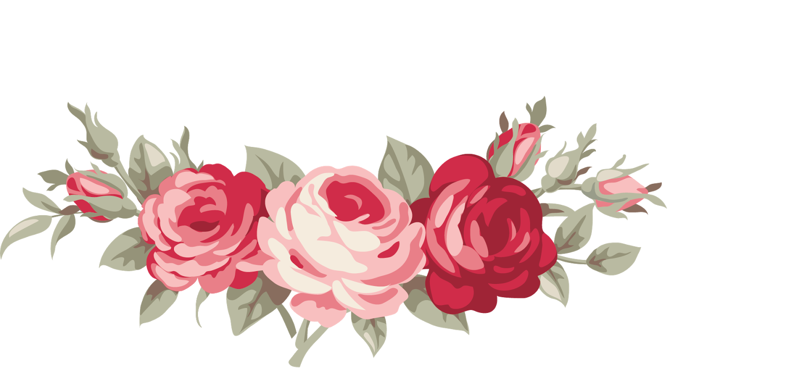 Pin by on suas. Floral png vector free stock