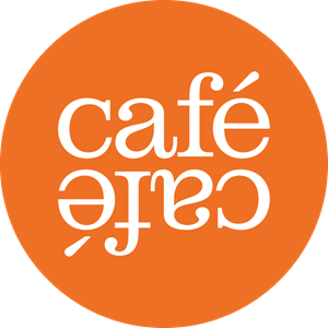 Vector cafe logo. Ai free download