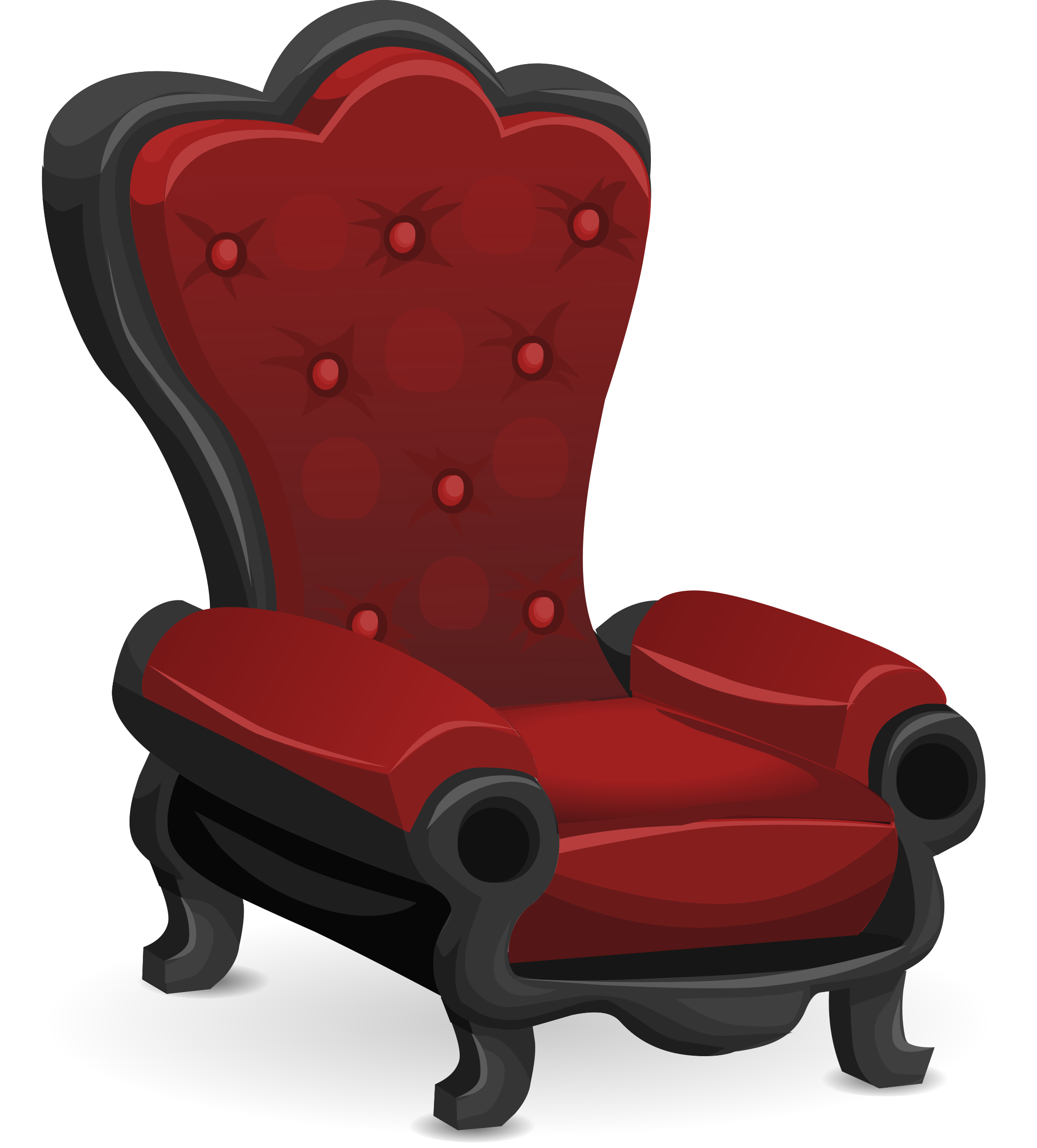 Vector chair fancy. Icons png free and