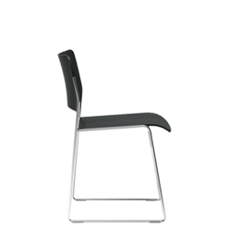 Vector chair row. Howe free thinking