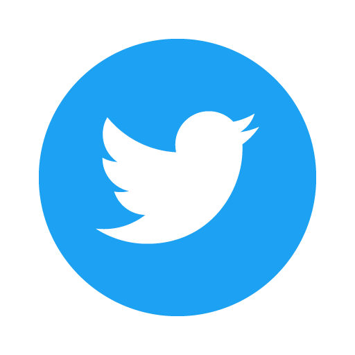 Twitter logo png. Download icon circle vector