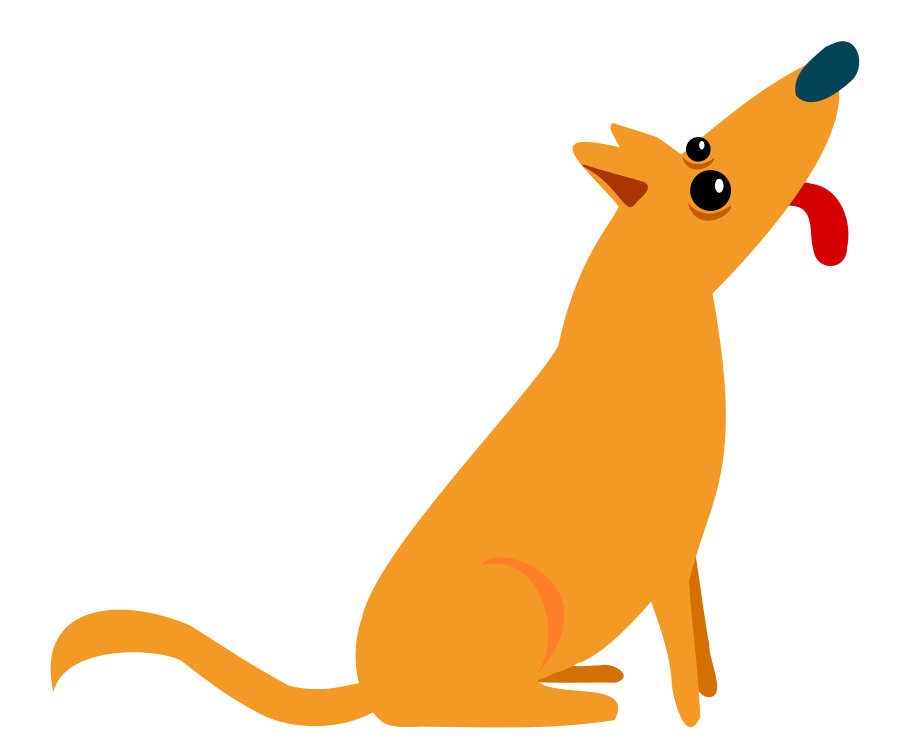 Dachshund clipart vector. Free dog download clip