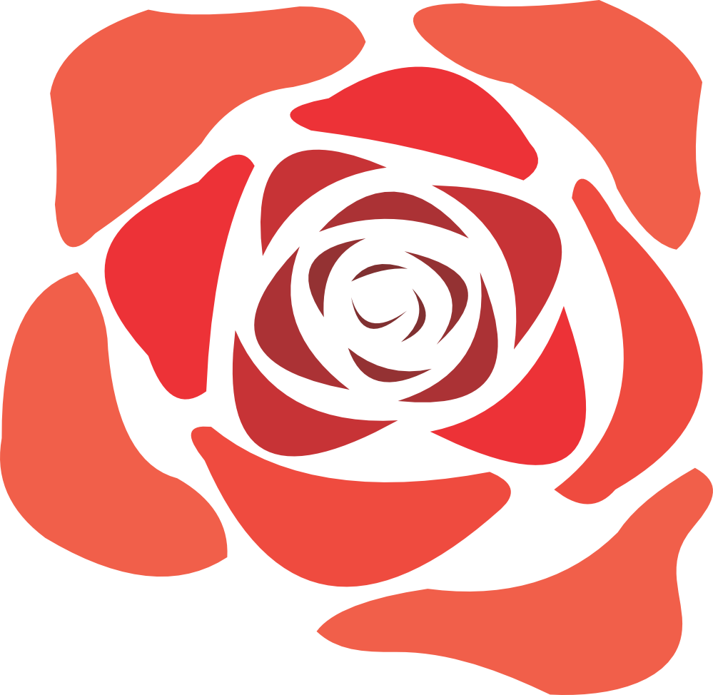 Leather vector red. Free rose download clip