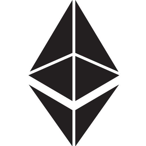 Vector coin ethereum. Cryptocoins by allienworks eth