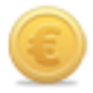 Vector coins euro. Coin free images at