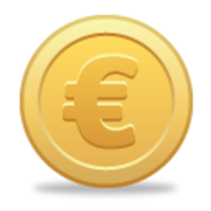 Vector coin euro. Free images at clker