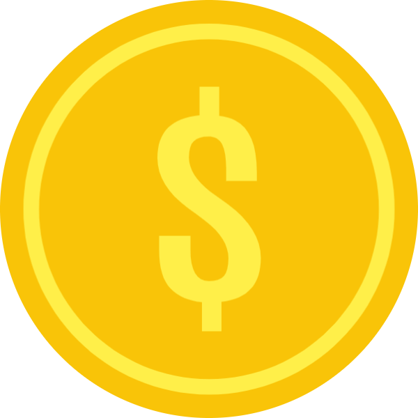 Free online gold shopping. Vector coins line png download