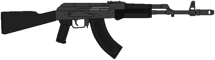 Vector cr21 assault rifle. File ak png wikimedia