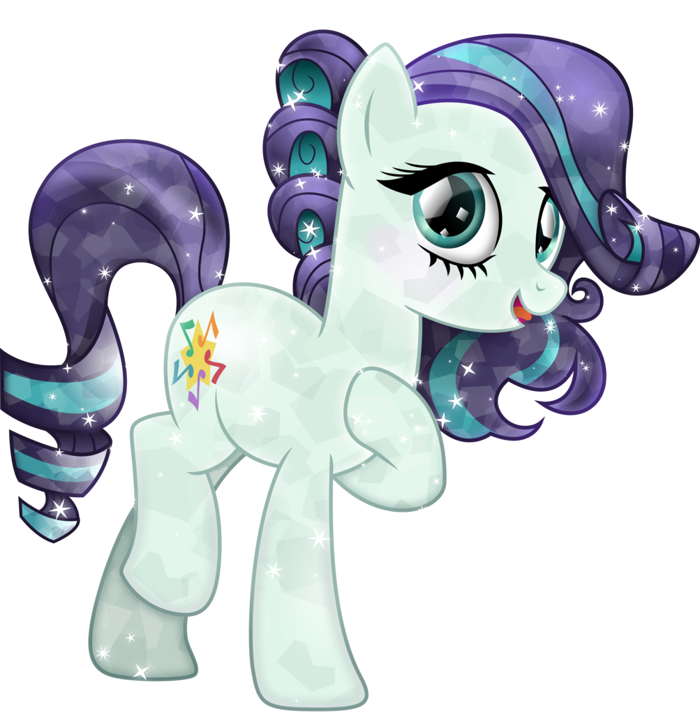 Vector crystal crystallized. Artist theshadowstone coloratura