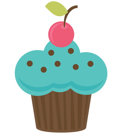 Muffin svg cartoon. Cupcake fsvg file free