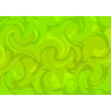 Vector abstracts green. Images acid curves abstract