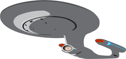 Vector d. Enterprise by ankle on