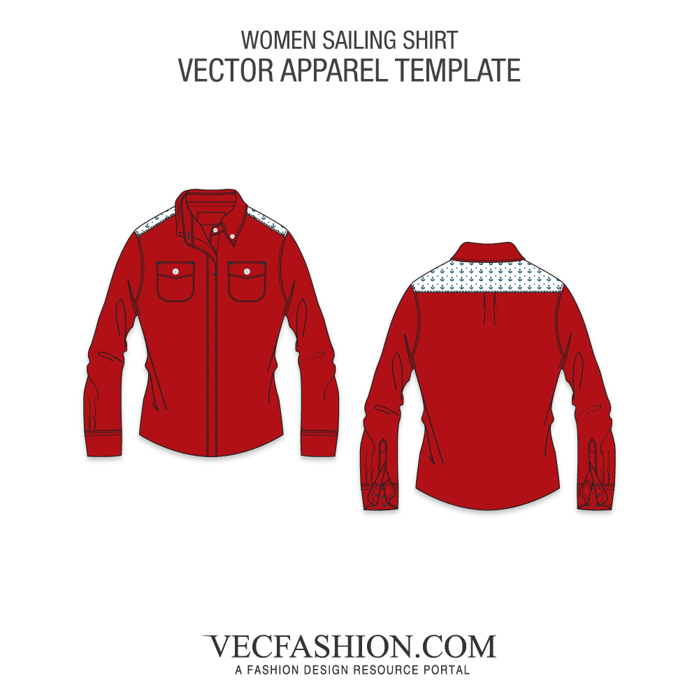 Vector defense stylized coat. Products tagged red vecfashion