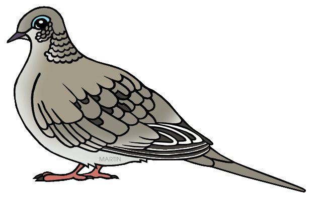 Vector doves mourning dove. Encode clipart to base