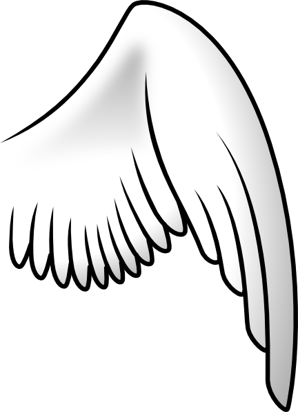 Wing clipart turkey wing. Clip art at clker
