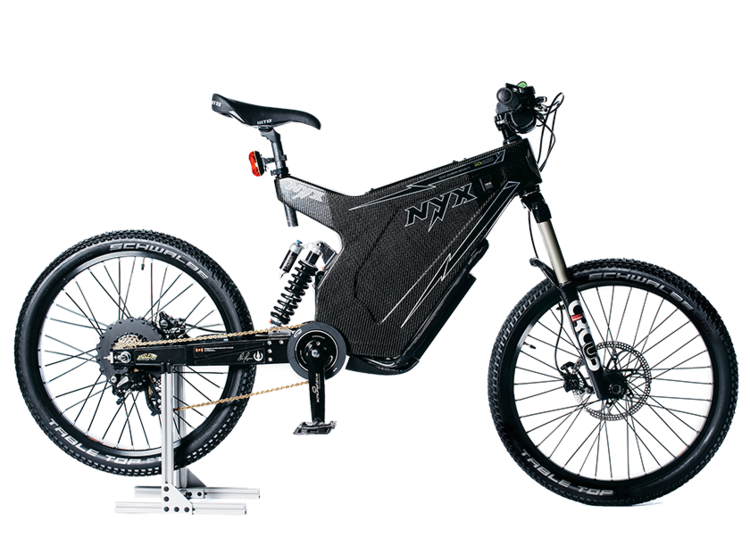 Vector ebike. Top fastest production electric