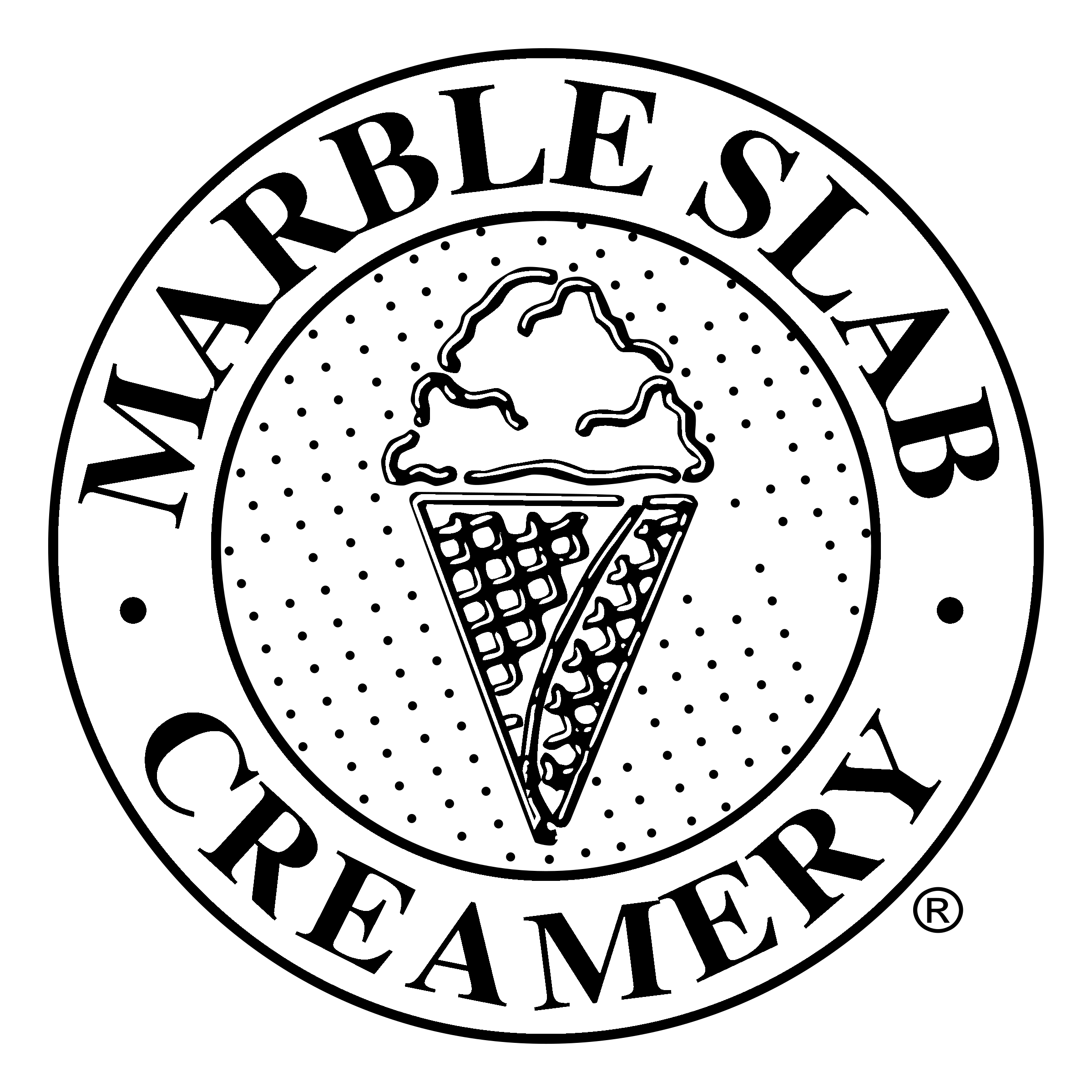 Vector effects marble. Slab creamery logo png