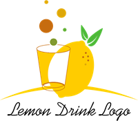 Vector factory food. Lemon logo vectors free