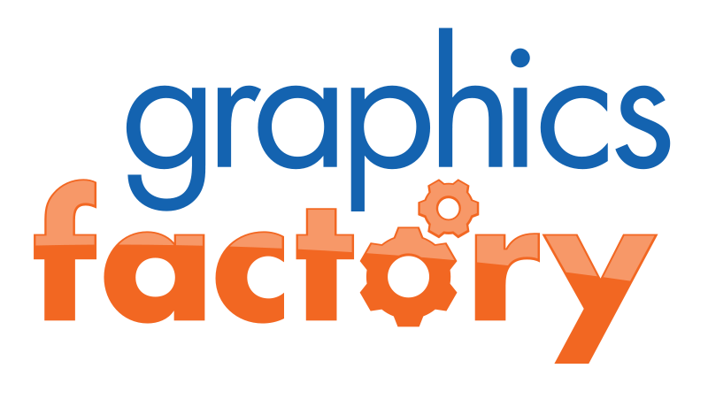 Vector factory inside. Graphic group with items