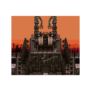 Vector ff6. Imperial palace final fantasy