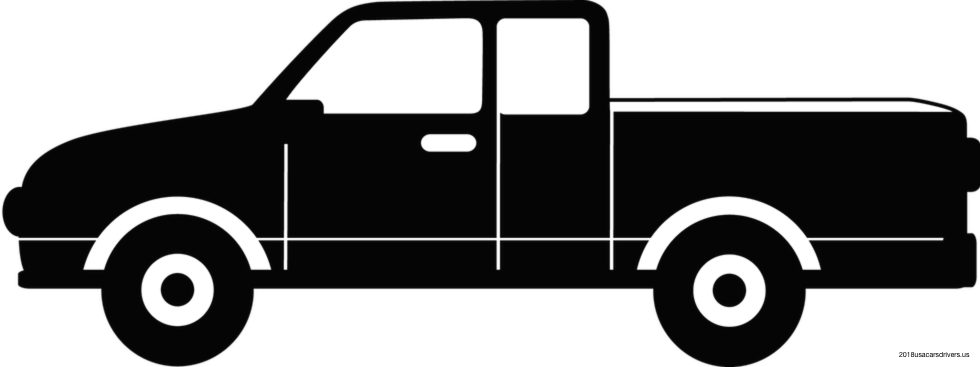 Vector formatting 4x4 truck. Chevy silhouette at getdrawings