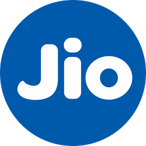 Vector formatting logo. Jio cdr free download