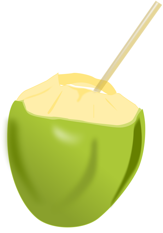 Vector fruits cut. Free fruit clipart animations