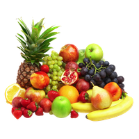 Vector fruits mixed fruit. Download free png photo