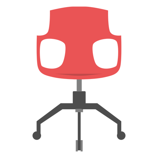 Office chair icon transparent. Vector furniture elements graphic freeuse stock