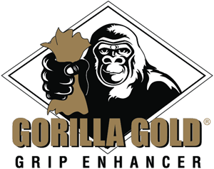 Vector gorilla logo. Vectors free download gold