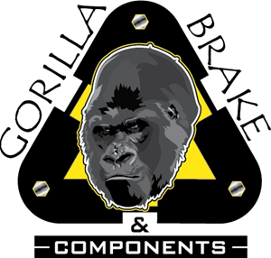 Vector gorilla logo. Vectors free download brake