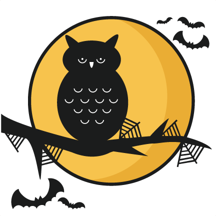 Halloween png owl. Images happy cute card