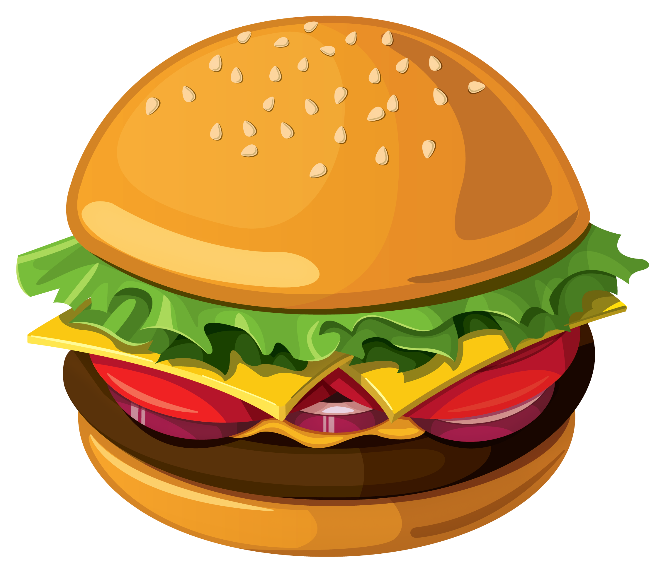 Collection of free burking. Hamburger clipart clip