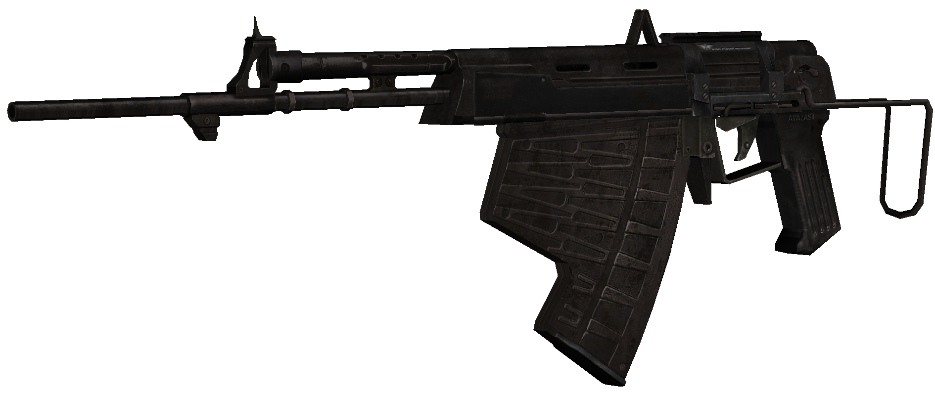 Vector mw2 crb. Aps underwater rifle call
