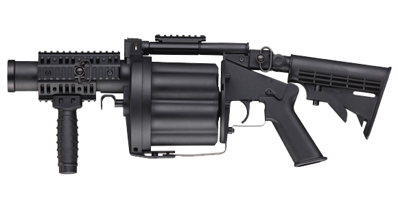 Ics glm multi shot. Vector handguns grenade launcher png library library