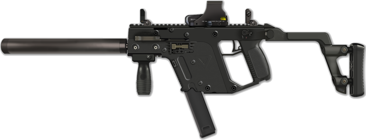 Scope vector cqb. Kriss non restricted rasen